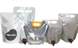 Spouted & Fitmented Liquid Bags